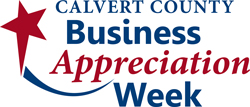 Calvert County Business Appreciation Week Logo