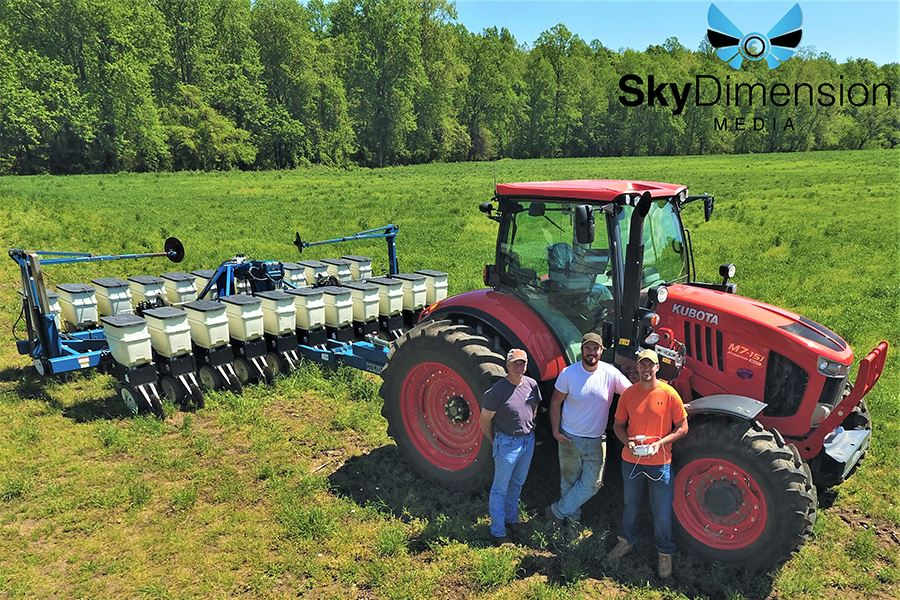 Sky Dimension Media at Cox Farm