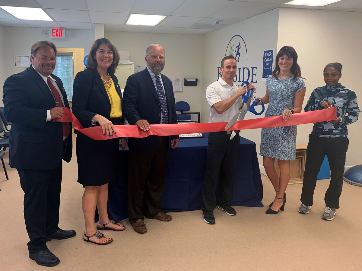 Bayside Physical Therapy Ribbon Cutting